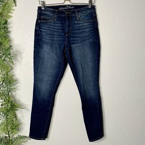 Universal Thread High Rise Skinny Jeans 6/28 Long